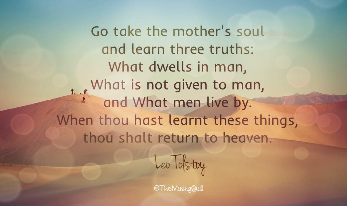 tolstoy quote 2