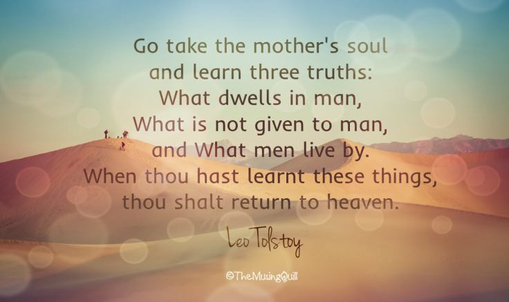 tolstoy quote 2