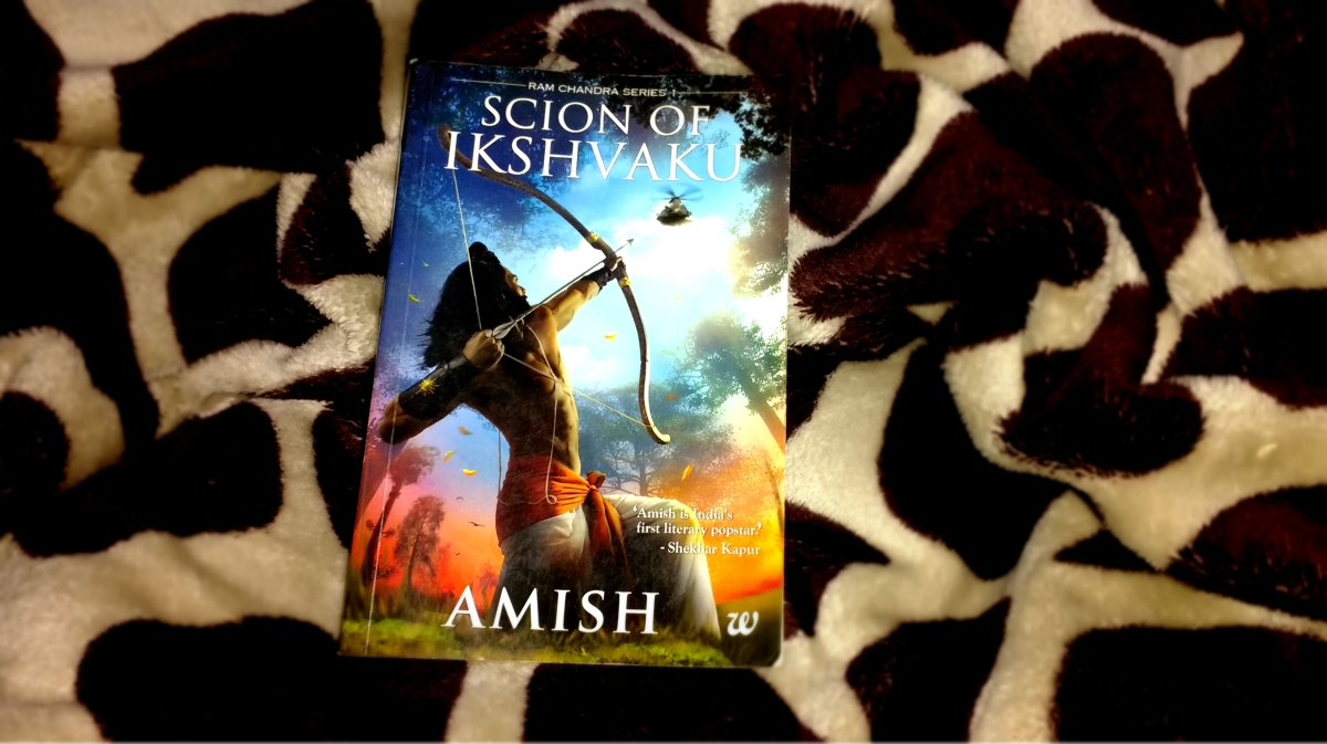Book Review - The Scion of Ikshvaku