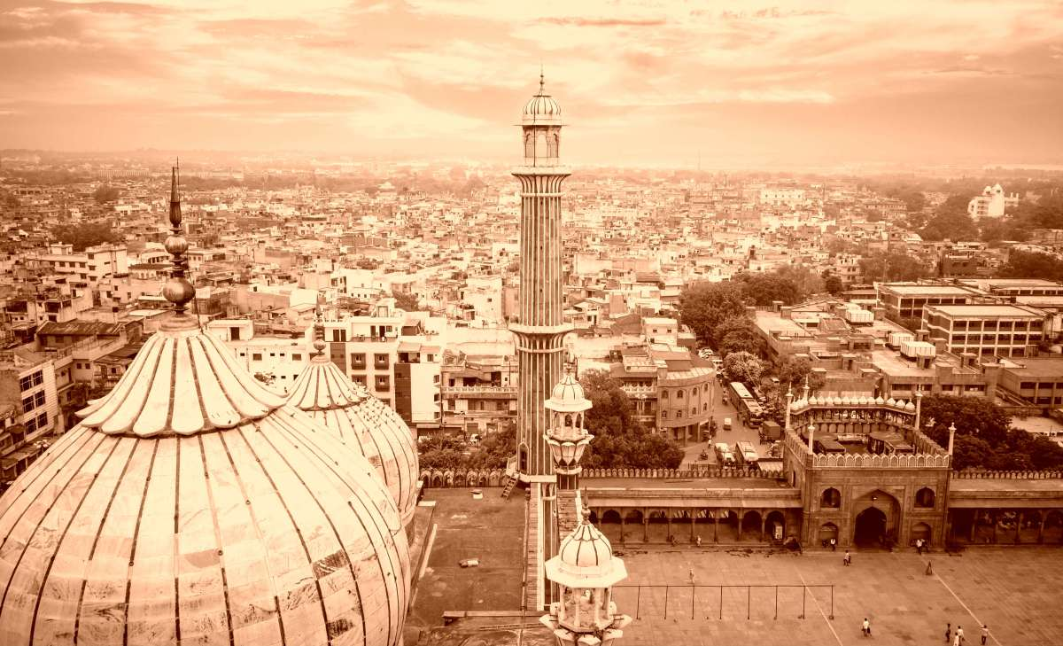 Delhi: An Excerpt