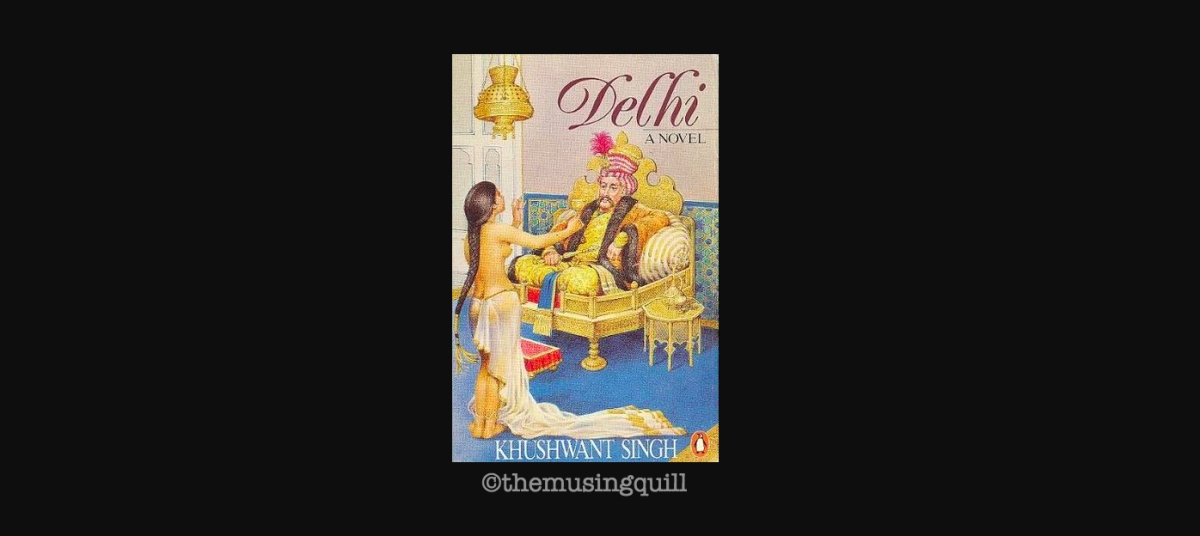 Book Review: Delhi: A Novel