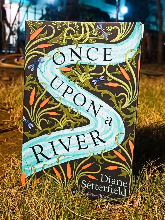 diane setterfield once upon a river book review asha seth badbookthief