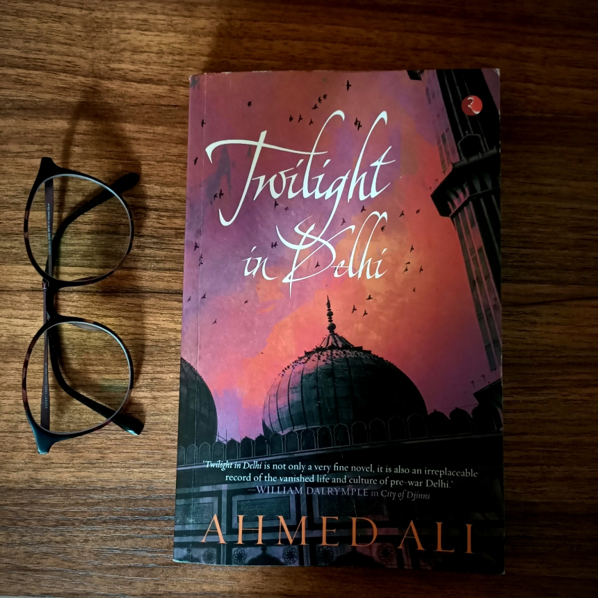 twilight in delhi book review